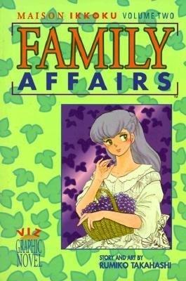 Maison Ikkoku, Vol. 2 (1st Edition): Family Affairs als Taschenbuch