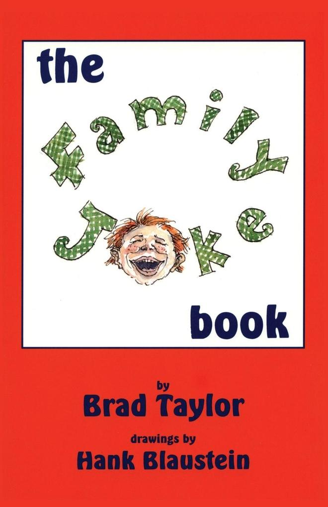 The Family Joke Book als Taschenbuch