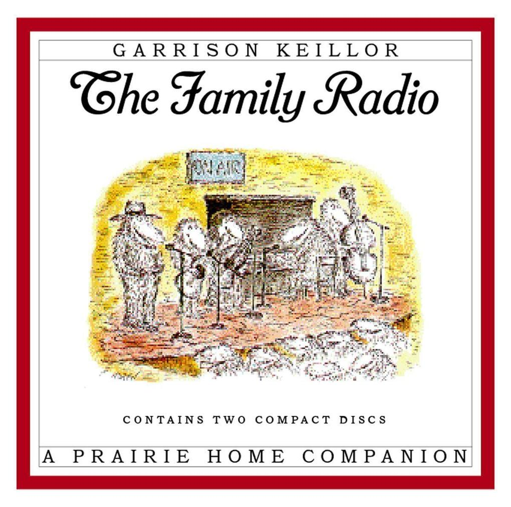 The Family Radio als Hörbuch