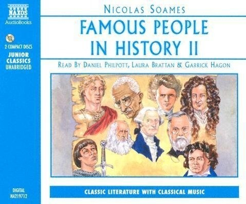 Famous People in Hist V02 2D als Hörbuch