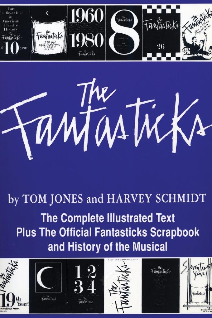 The Fantasticks als Taschenbuch