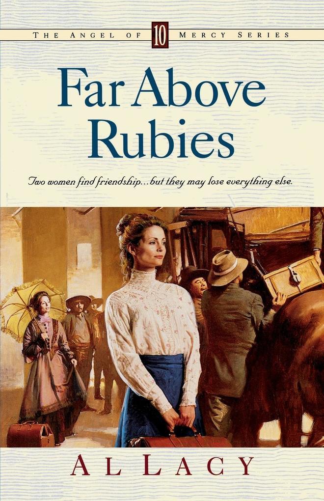 Far Above Rubies als Taschenbuch