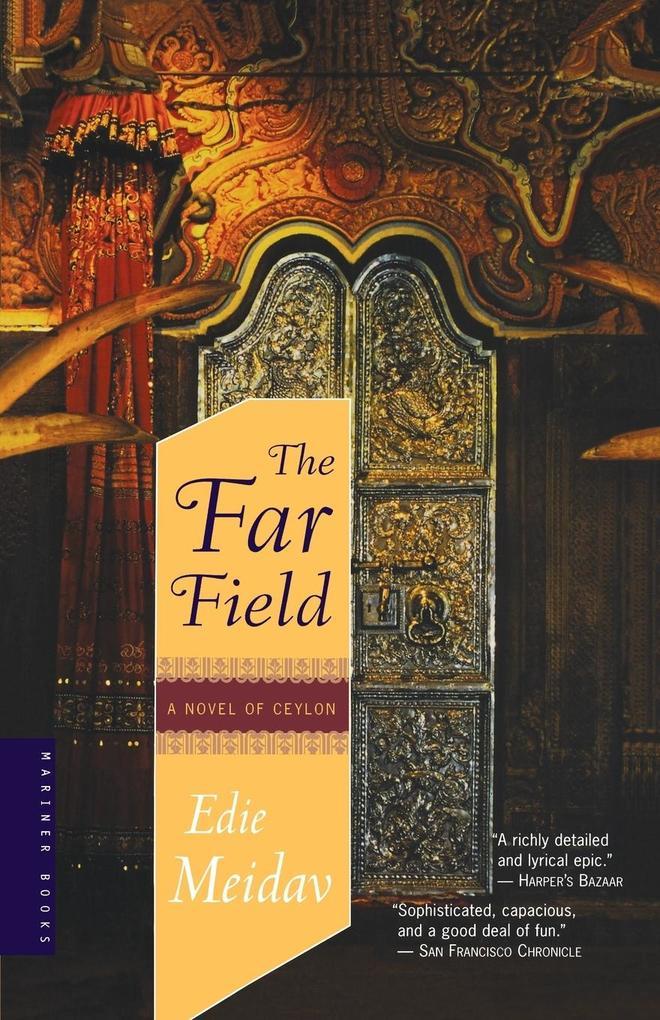 The Far Field: A Novel of Ceylon als Taschenbuch