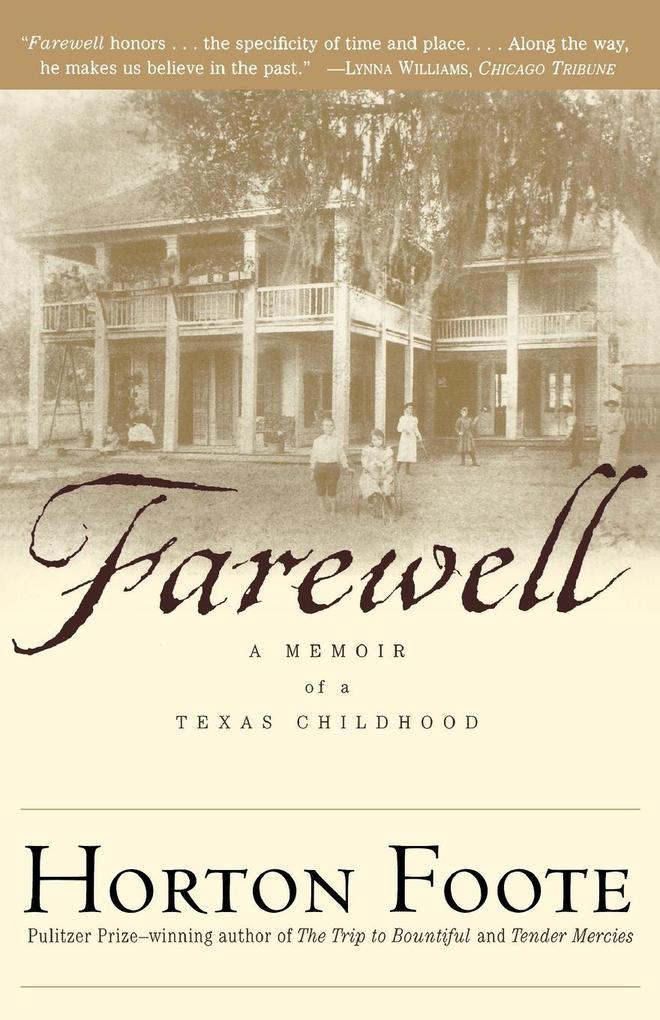Farewell als Taschenbuch