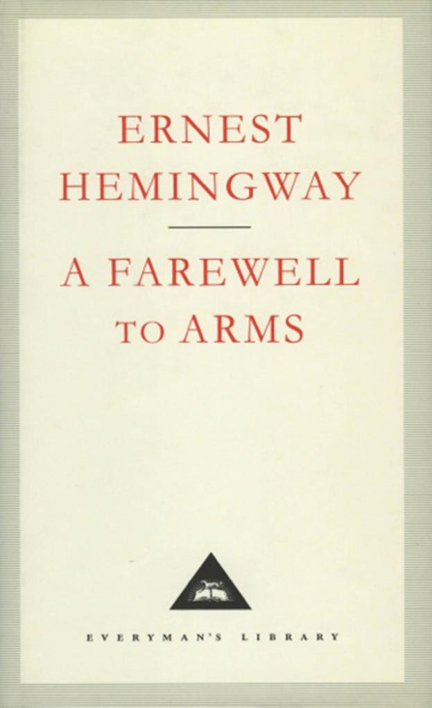 A Farewell To Arms als Buch