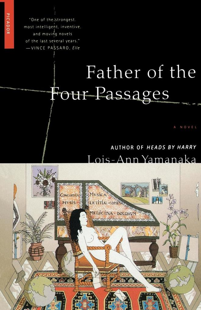 Father of the Four Passages als Taschenbuch