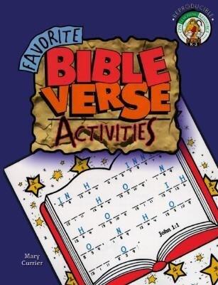 Favorite Bible Verse Activities als Taschenbuch