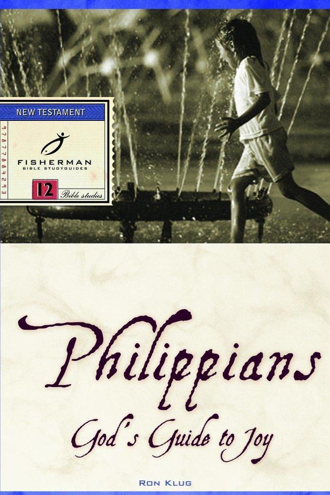 Philippians: God's Guide to Joy als Taschenbuch
