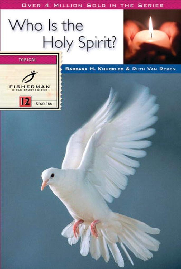 Who Is the Holy Spirit? als Taschenbuch