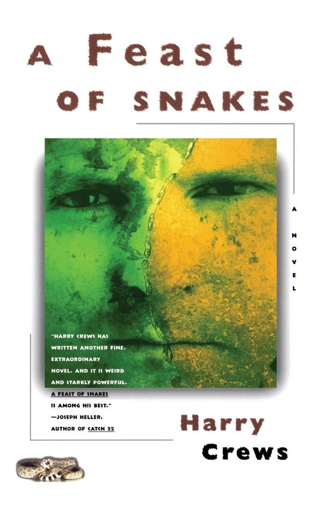 Feast of Snakes als Buch