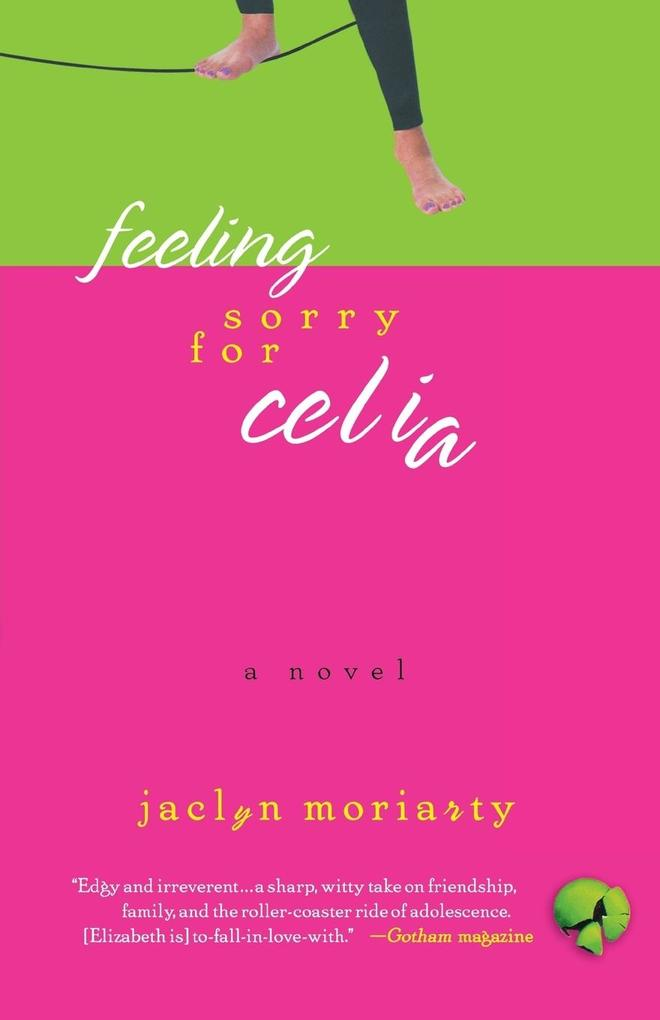 Feeling Sorry for Celia als Taschenbuch