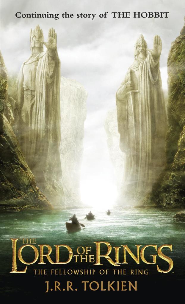 Fellowship of the Ring als Taschenbuch