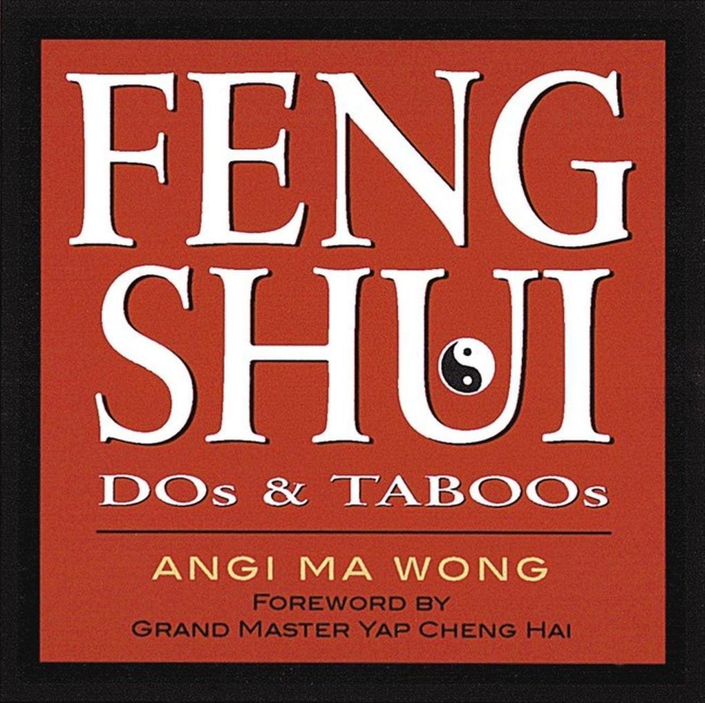 Feng Shui Dos & Taboos als Taschenbuch