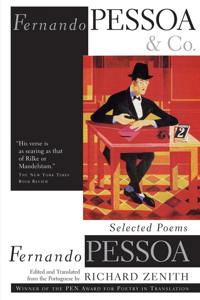 Fernando Pessoa and Co.: Selected Poems als Taschenbuch