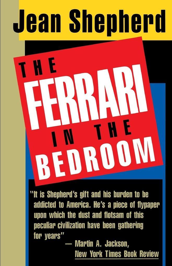 The Ferrari in the Bedroom als Taschenbuch