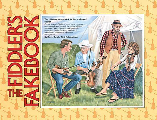 The Fiddler's Fakebook als Taschenbuch