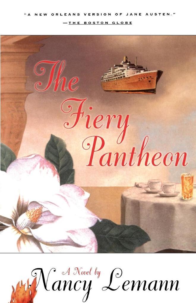 The Fiery Pantheon als Taschenbuch