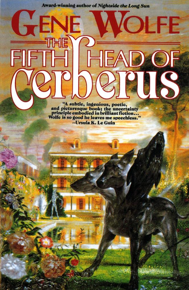 The Fifth Head of Cerberus: Three Novellas als Taschenbuch