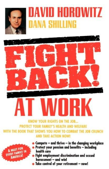 Fight Back! at Work als Taschenbuch