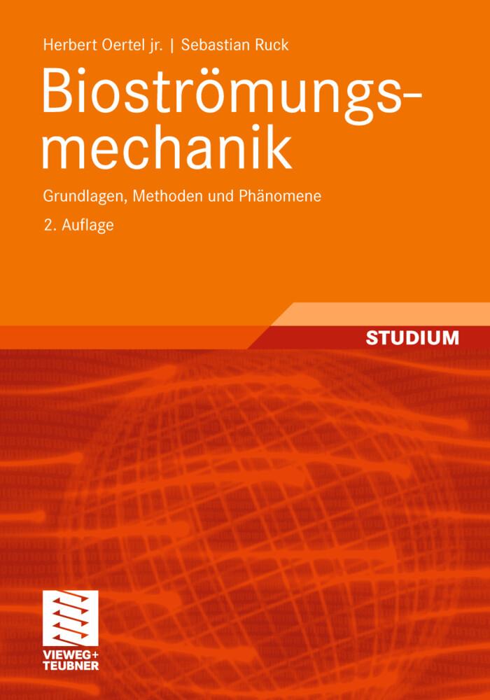 Bioströmungsmechanik als Buch