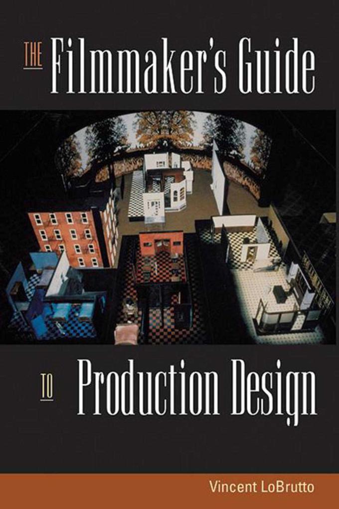 The Filmmaker's Guide to Production Design als Taschenbuch