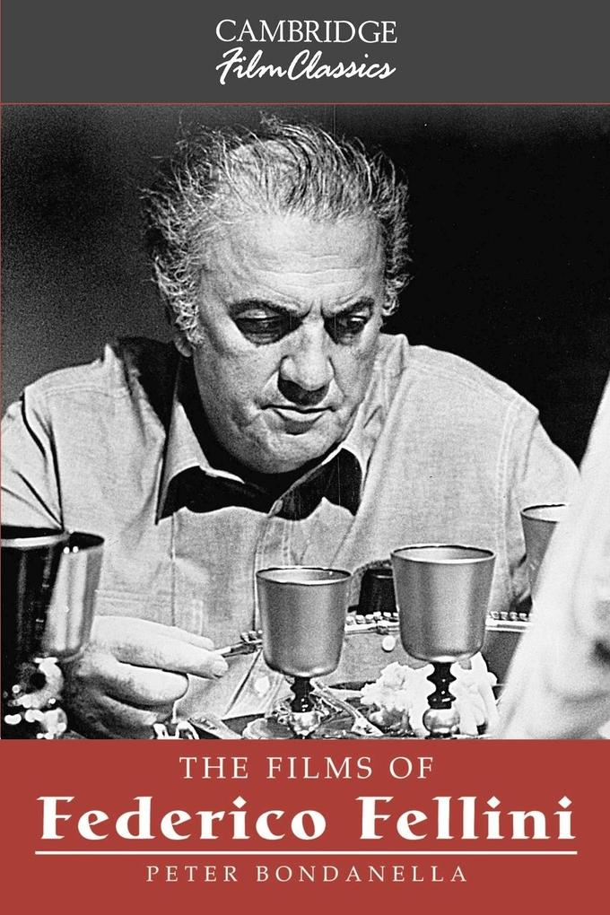The Films of Federico Fellini als Buch