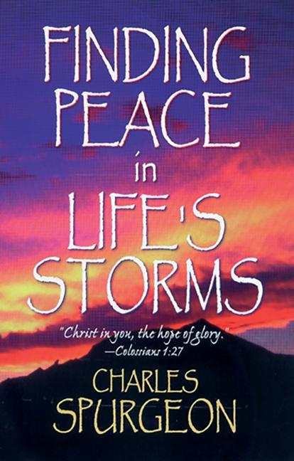 Finding Peace in Lifes Storms als Taschenbuch