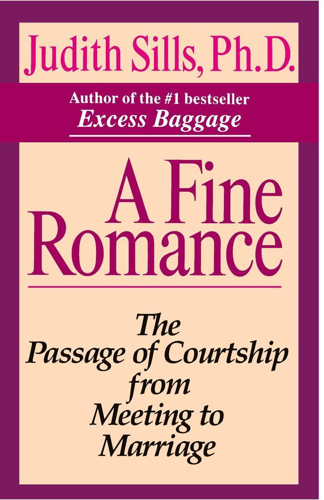 A Fine Romance als Taschenbuch