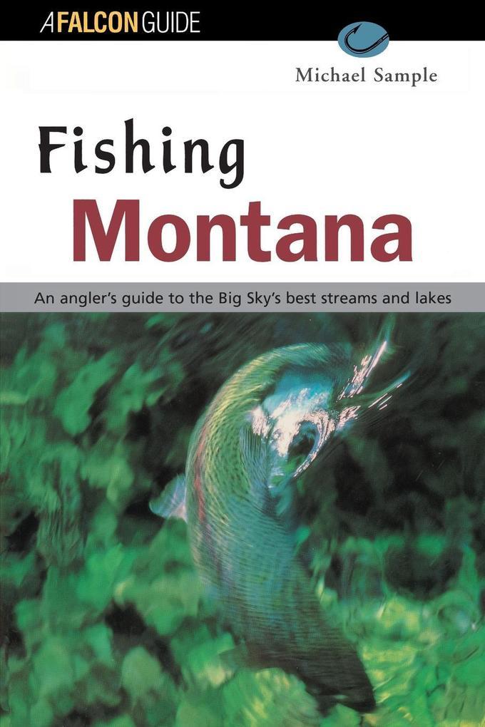 Fishing Montana, Revised als Taschenbuch