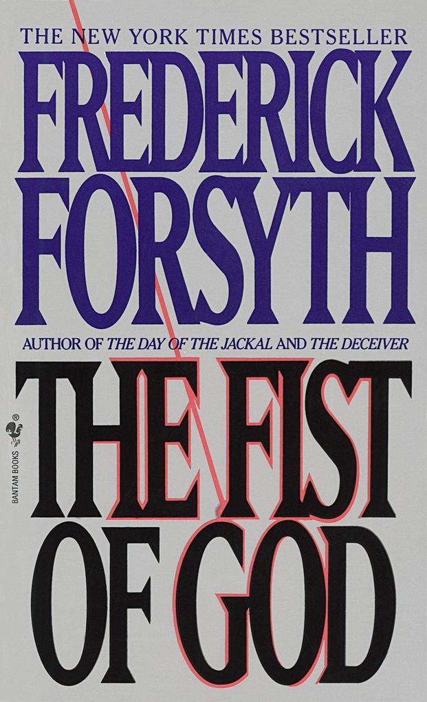 The Fist of God als Taschenbuch