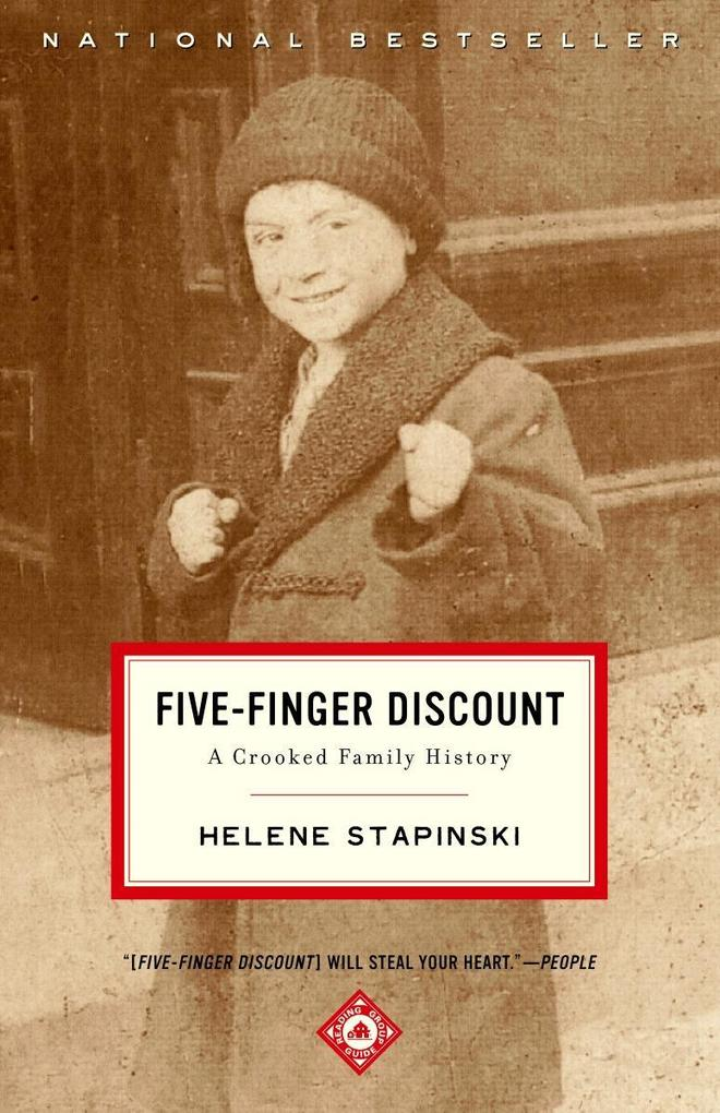 Five-Finger Discount: A Crooked Family History als Taschenbuch