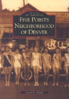 Five Points Neighborhood of Denver als Taschenbuch