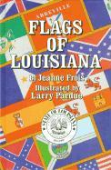 Flags of Louisiana als Buch