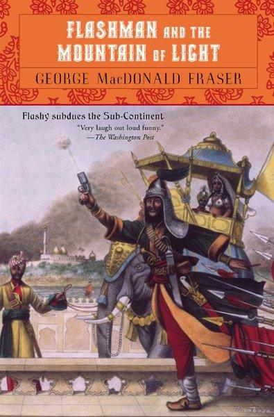 Flashman and the Mountain of Light als Taschenbuch