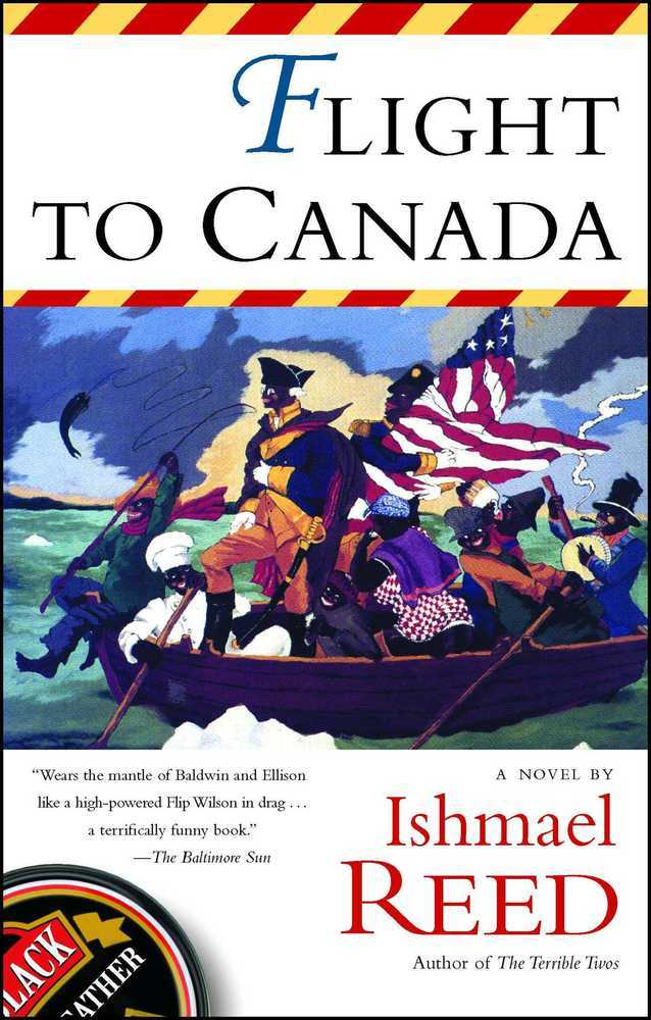 Flight to Canada als Taschenbuch