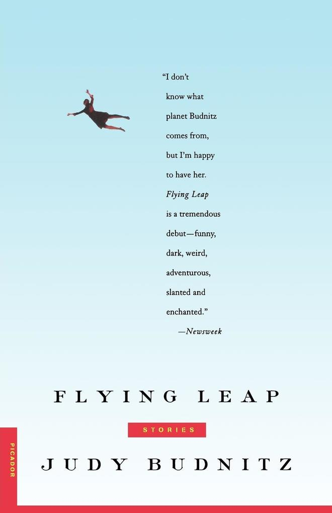 Flying Leap als Taschenbuch