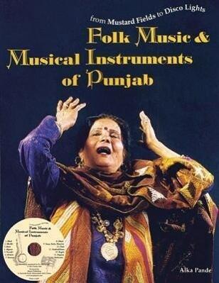 Musical Instruments of Punjab als Taschenbuch