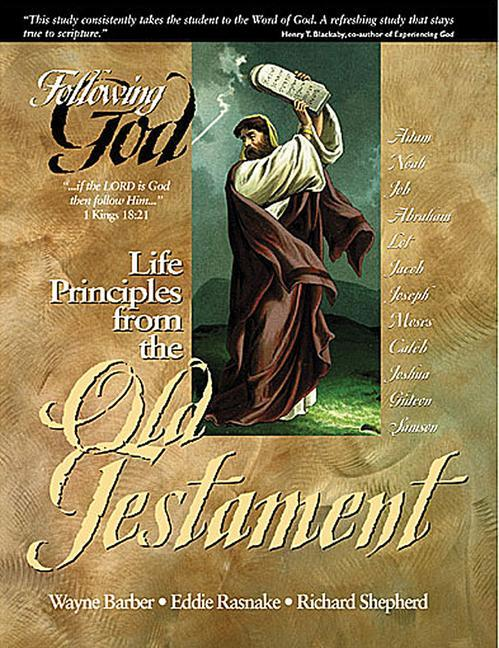Life Principles from the Old Testament (Following God Series) als Taschenbuch