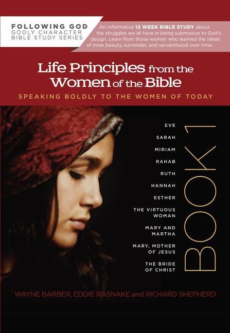 Life Principles from the Women of the Bible als Taschenbuch