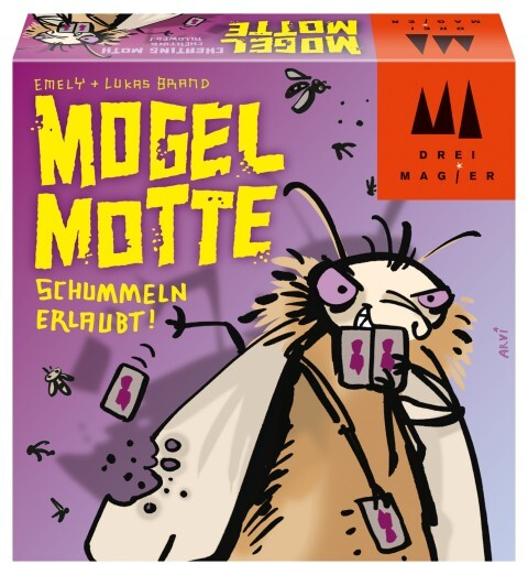 Mogel Motte als Spielware