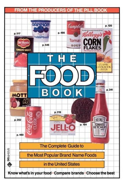 The Food Book als Taschenbuch