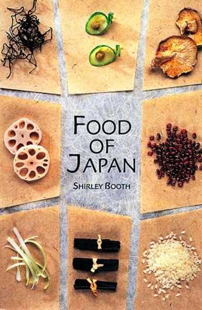 Food of Japan als Taschenbuch