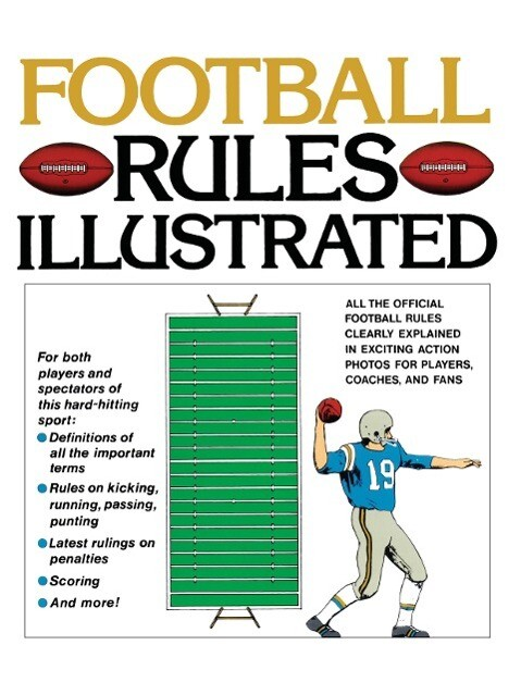 Football Rules Illustrated als Taschenbuch