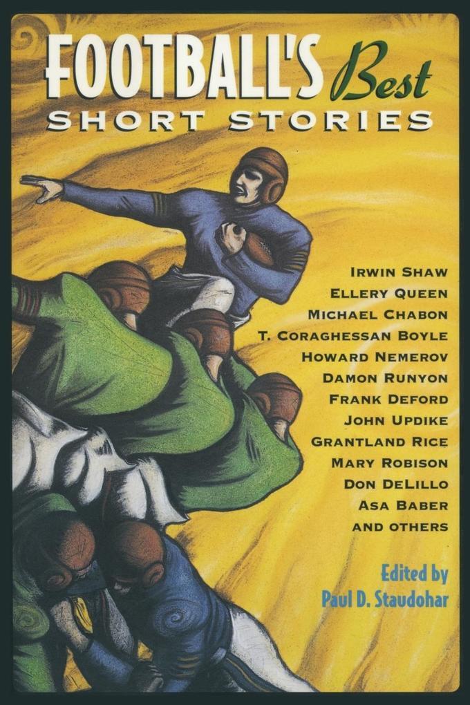 Football's Best Short Stories als Taschenbuch