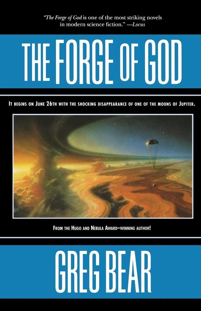 The Forge of God als Taschenbuch