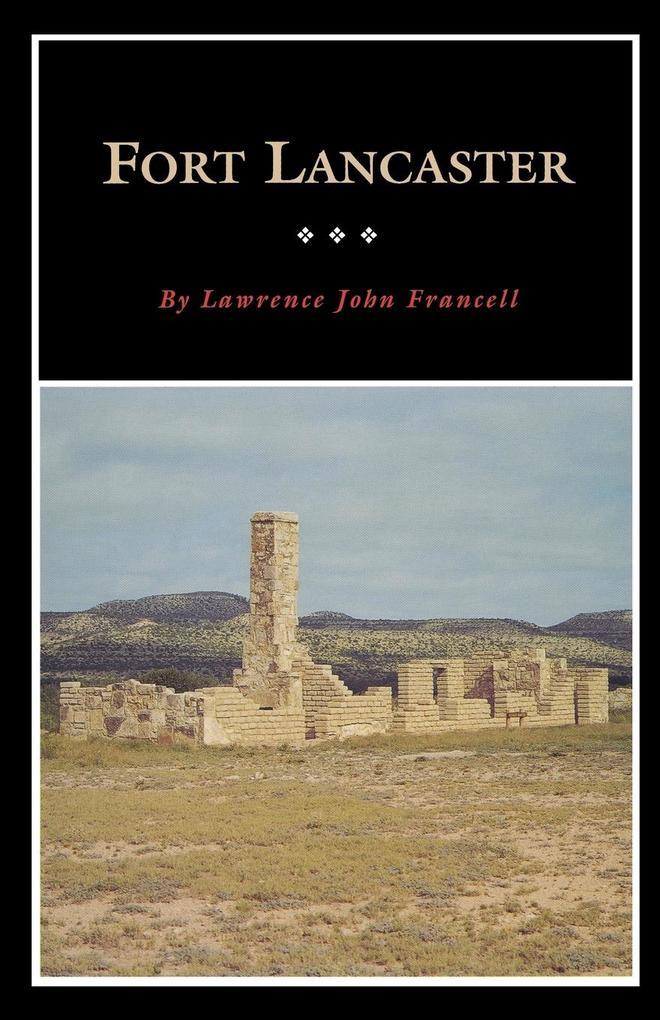 Fort Lancaster als Taschenbuch