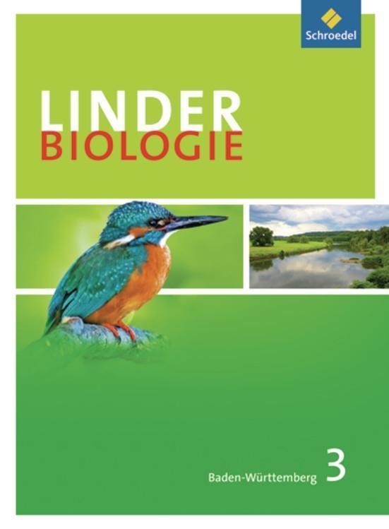 LINDER Biologie 3. Schülerband. Baden-Württemberg als Buch