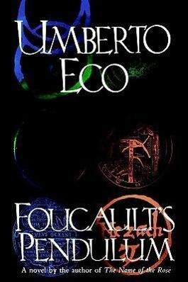 Foucault's Pendulum als Buch