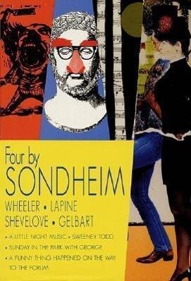 Four by Sondheim als Buch
