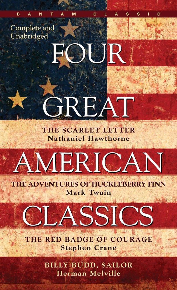 Four Great American Classics als Taschenbuch